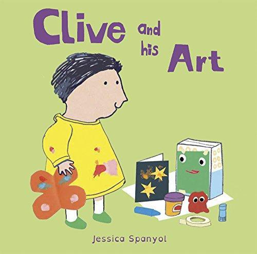 Clive and His Art book