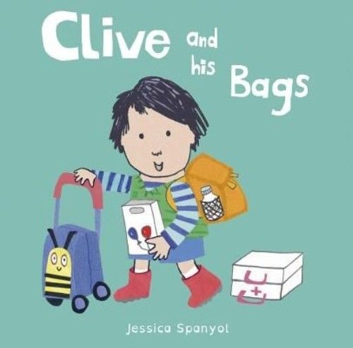 Clive and His Bags Book