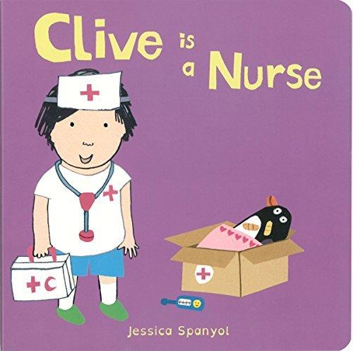 Clive Is a Nurse book