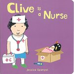 Clive Is a Nurse book