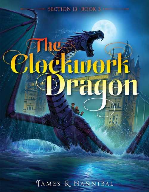Clockwork Dragon book