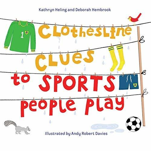 Clothesline Clues to Sports People Play book