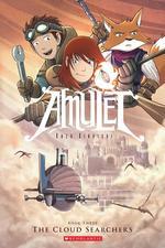 Cloud Searchers (Amulet #3) book