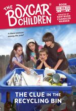 Clue in the Recycling Bin book