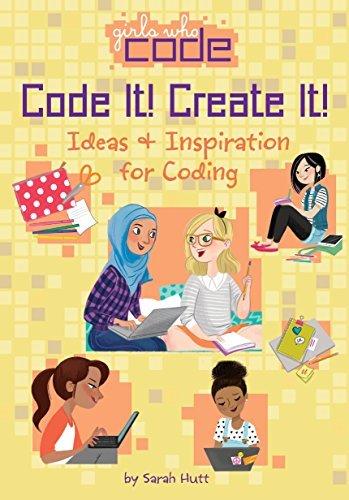 Code It! Create It! Book