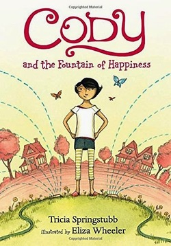 Cody and the Fountain of Happiness Book