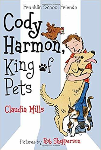 Cody Harmon, King of Pets book