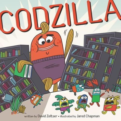 Codzilla book