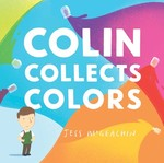 Colin Collects Colors book