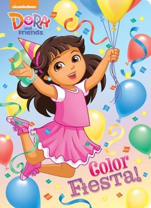 Color Fiesta! book