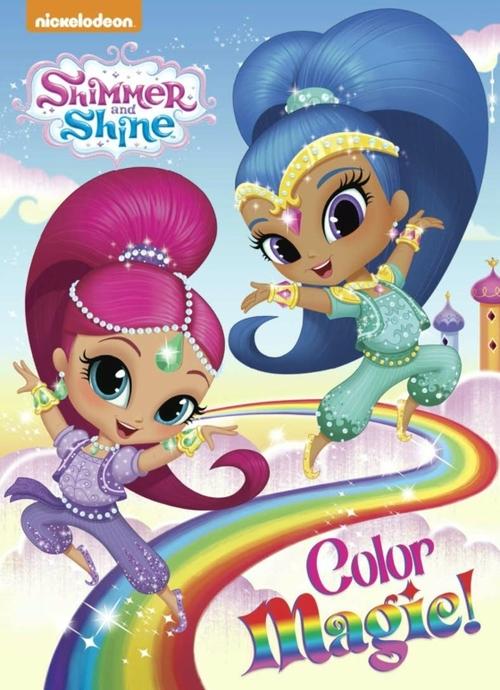Color Magic! book