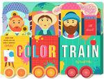 Color Train book
