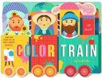Color Train book