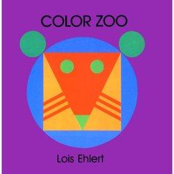 Color Zoo Board Book book