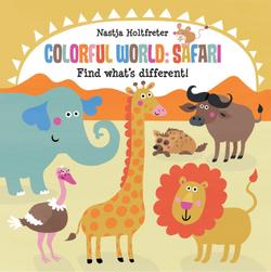 Colorful World: Safari book