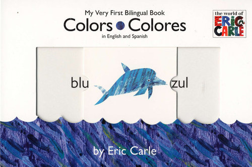 Colors (Colores) book
