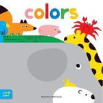 Colors Lift & Learn book