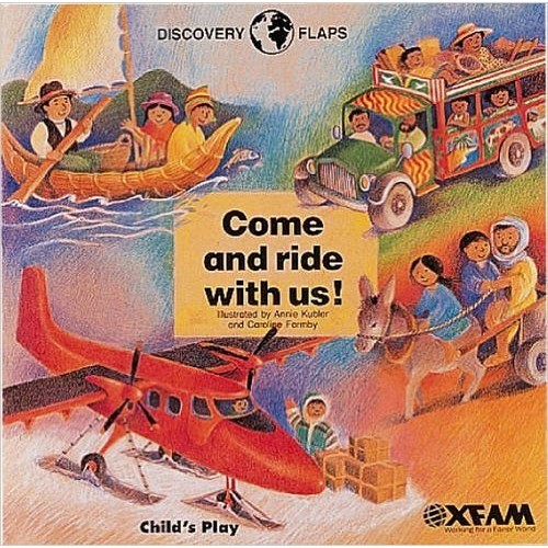 Come and Ride with Us! book