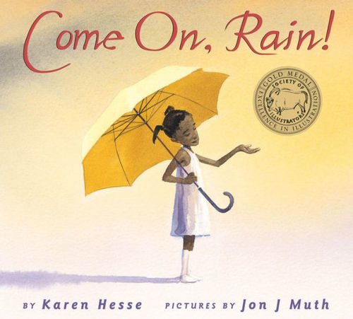 Come On, Rain book