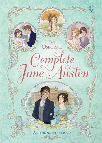 Complete Jane Austen book