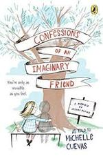 Confessions of an Imaginary Friend book