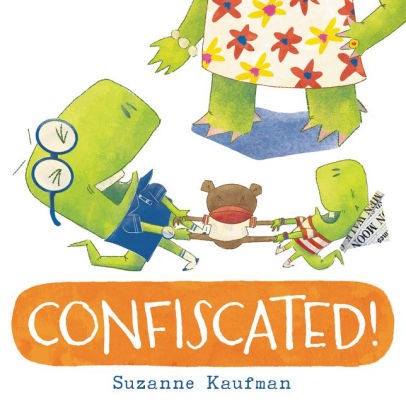 Confiscated! book