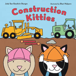 Construction Kitties book