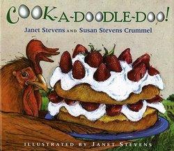 Cook-a-doodle-doo! book
