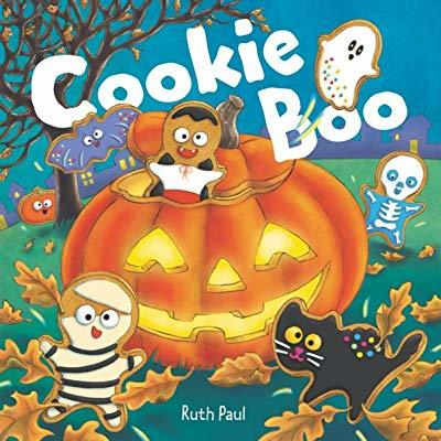 Cookie Boo book