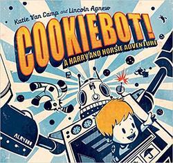 CookieBot! (Harry and Horsie Adventures) book