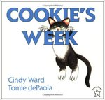 Cookie's Week book