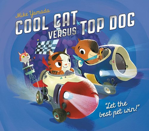Cool Cat versus Top Dog book
