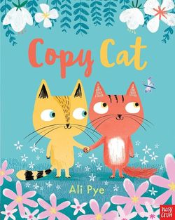 Copy Cat book