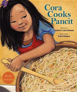 Cora Cooks Pancit book