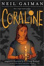 Coraline Graphic Novel book