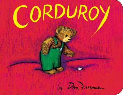 Corduroy book