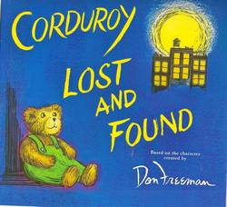 Corduroy Lost and Found book