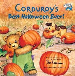 Corduroy's Best Halloween Ever! book
