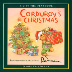 Corduroy's Christmas book