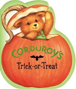 Corduroy's Trick or Treat book