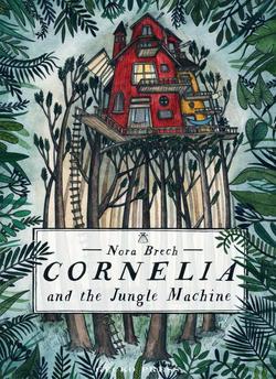 Cornelia and the Jungle Machine book