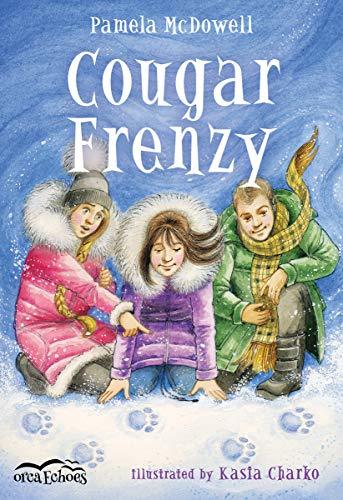 Cougar Frenzy book