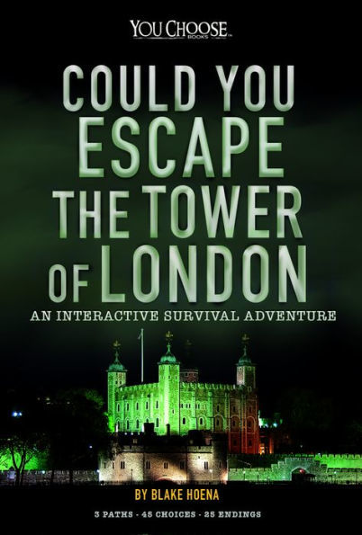 Could You Escape the Tower of London? book