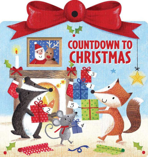 Countdown to Christmas book