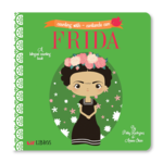 Counting with Frida / Contando con Frida (Lil' Libros: English - Spanish) book