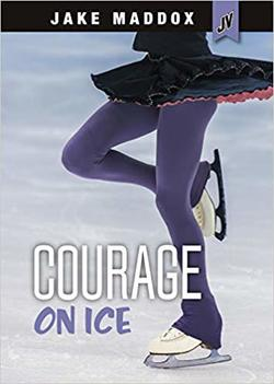 Courage on Ice Book