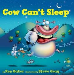 Cow Can't Sleep book