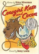 Cowgirl Kate and Cocoa book