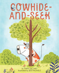 Cowhide-and-Seek book