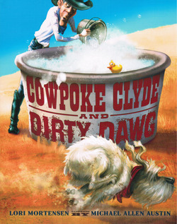 Cowpoke Clyde and Dirty Dawg book